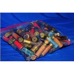 Mixed Lot of 12 Ga Ammo.