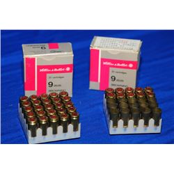 Lot of 380 Auto Ammo, Brass and Die