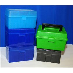 Plastic Ammo Cases