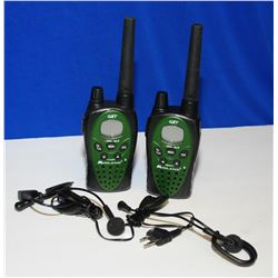 Box Lot Two way Radios