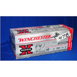 "100 rnds Winchester 12Ga x 3"" Steel No 2"