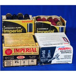 Box Lot 12 Ga. Ammo and More