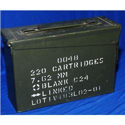 7.62mm Blanks