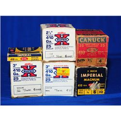 Box Lot 410 Ammo