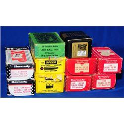 Box Lot Projectiles