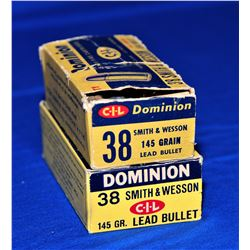 38 Smith & Wesson Ammo
