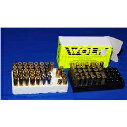 Assorted Rounds of Ammo