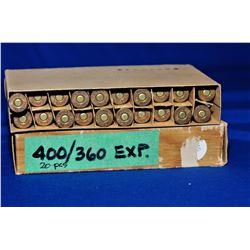400/360 Brass