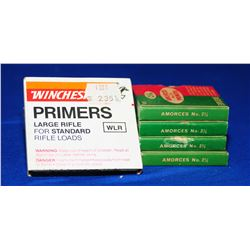 Box Lot Powder and Primers