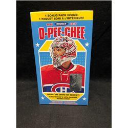 NHL 2016-17 O-Pee-Chee Platinum Trading Card BLASTER Box
