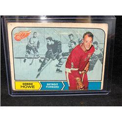1968-69 TOPPS HOCKEY #29 Gordie Howe