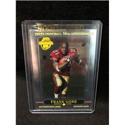 2005 Topps 50th Anniversary Frank Gore Rookie #418 San Francisco 49ers