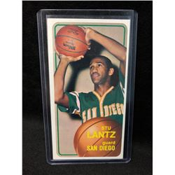 1970-71 Topps #44 Stu Lantz RC