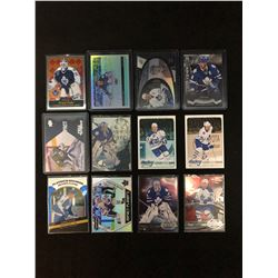 TORONTO MAPLE LEAFS HOCKEY CARD LOT