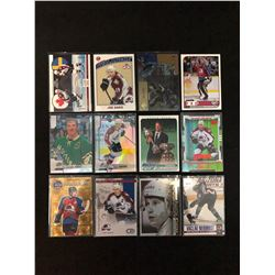 COLORADO AVALANCHE  HOCKEY CARD LOT