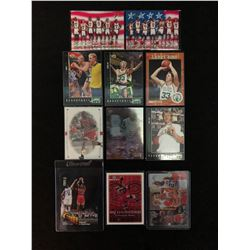 BASKETBALL STARS TRADING CARDS LOT