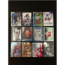 HOCKEY STARS CARD LOT