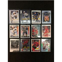 HOCKEY ROOKIES TRADING CARDS LOT