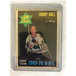 1970-71 O-Pee-Chee #235 Bobby Hull All-Star