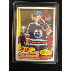 1980-81 O-Pee-Chee #87 Wayne Gretzky ALL STAR