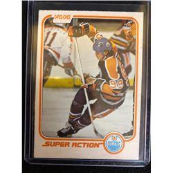 1981-82 O-Pee-Chee #125 Wayne Gretzky