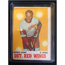 1970-71 O-Pee-Chee #29 Gordie Howe