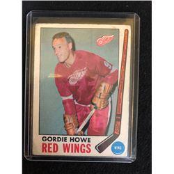 1969-70 Topps #61 GORDIE HOWE