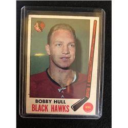 1969-70 Topps #70 Bobby Hull
