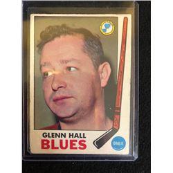 1969-70 Topps #12 Glenn Hall