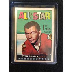 1967-68 Topps #126 Stan Mikita All-Star