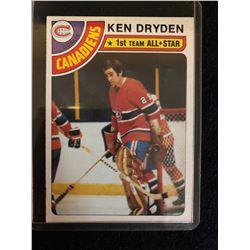 1978-79 Topps #50 Ken Dryden