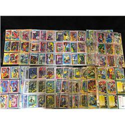 MARVEL TRADING CARDS LOT