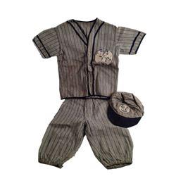 The Little Rascals Scotty Beckett (Our Gang 1935) Screen Worn Baseball Uniform Movie Costumes