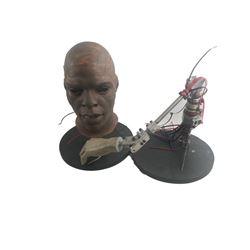 A.I. Artificial Intelligence Robotic Head & Arm Display