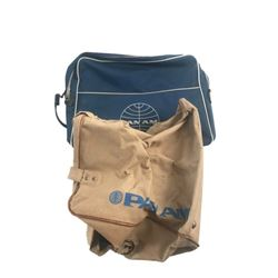 Catch Me If You Can Pan-Am Bags Movie Props
