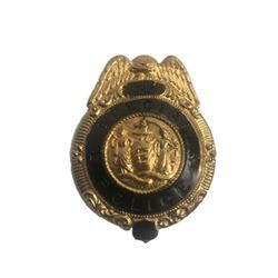 Last of the Good Guys Police Badge Movie Props