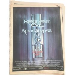 Resident Evil Raccoon City Times Paper Movie Props