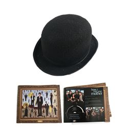 How I Met Your Mother TV Barney (Neil Patrick Harris) Bowler Hat & Promo Items