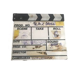 The Devil's Muse Clapboard