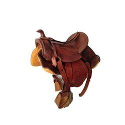 Django (Jamie Foxx) Horse Saddle Movie Props