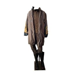 The Hateful Eight General Smithers (Bruce Dern) Movie Costumes