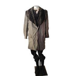The Hateful Eight Oswaldo Mobray (Tim Roth) Movie Costumes
