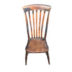 The Hateful Eight Joe Gage (Michael Madsen) Wooden Chair Movie Props