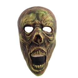 Hell Fest Zombie Woman SFX Mask Movie Props