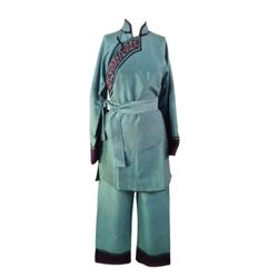 Crouching Tiger: Hidden Dragon: Sword of Destiny Yu (Michelle Yeoh) Movie Costumes