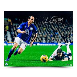 "Landon Donovan Signed ""Focused"" 16x20 Photo (UDA COA)"