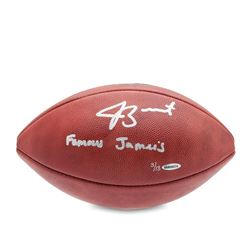 "Jameis Winston Signed NFL ""The Duke"" LE Football Inscribed ""Famous Jameis"" (UDA COA)"