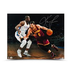 Kevin Love Signed Cavaliers 16x20 Photo (UDA COA)
