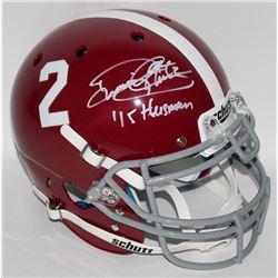 "Derrick Henry Signed Alabama Crimson Tide Full-Size Authentic Pro-Line Helmet Inscribed ""'15 Heisman"