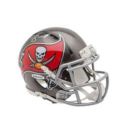 Jameis Winston Signed Buccaneers Mini Helmet (UDA COA)